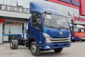 跃进 超运C500Plus-33 156马力 国五4.17米单排厢式轻卡(SH5042XXYZFDDWZ)