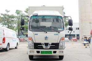 吉利远程 E200 4.5T 4.14米单排厢式纯电动轻卡(DNC5042XXYBEVK2)80.64kWh