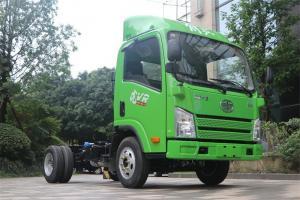 解放 虎VR 88马力 国五 3.7米单排厢式轻卡(CA5041XXYP40K50L1E5A84)