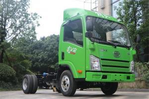 解放 虎VR 88马力 国五3.7米单排厢式轻卡(CA5041XXYP40K50L1E5A84)