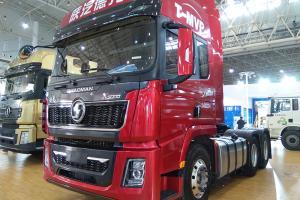 陕汽重卡 德龙X5000 6×4 550马力 国五 牵引车