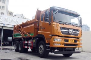 中国重汽 斯太尔D7B重卡 380马力 8X4 国五 5.6米自卸车(ZZ3313N2561E1N)