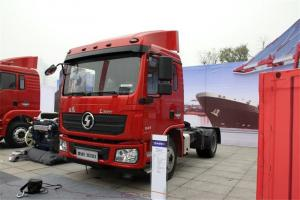 陕汽重卡 德龙L3000 轻柜版 245马力 4X2 国五牵引车(SX4130LA1)