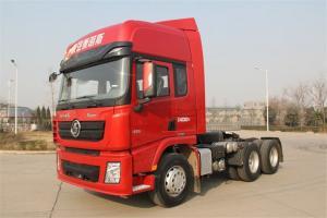陕汽康明斯 德龙X3000 轻量化版 440马力 6X4 国五牵引车(16挡)(SX4250XC4Q)