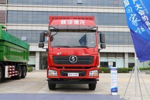 陕汽重卡 德龙L3000 300马力 6X2 8.7米 国五翼开启厢式载货车(高顶)(SX5250XYKLA9)