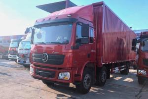 陕汽重卡 德龙L3000 标载版 220马力 6X2 7.9米 国五翼开启厢式载货车(SX5250XYKLA9)