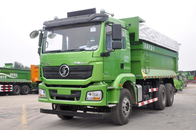 陕汽重卡 德龙新M3000 350马力 6X4 6米 国五自卸车(SX3250MB4042)
