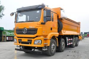 陕汽重卡 德龙新M3000 城建加强版 375马力 6X4 5.8米 国五自卸车(SX5250ZLJMB3842)