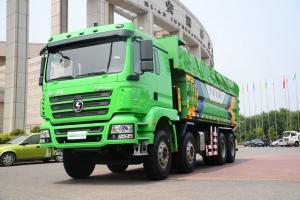 陕汽重卡 德龙新M3000 城建加强版 350马力 6X4 5.8米 国五自卸车(潍柴)(SX3250MB4041)