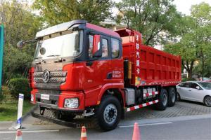 陕汽重卡 德龙X3000 400马力 6X4 6.2米 国五自卸车(SX32585V434TL)
