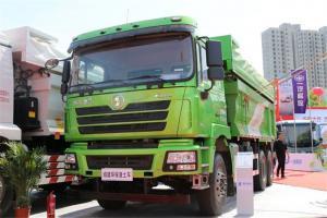 陕汽重卡 德龙X3000 矿用加强版 430马力 6X4 6米 国五自卸车(SX5250ZLJDB404B)