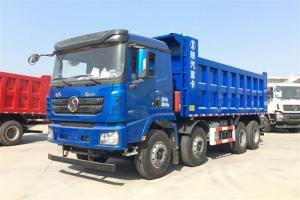 陕汽重卡 德龙X3000 超强版 400马力 8X4 7.2米 国五自卸车(SX33105C366B)