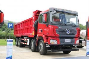 陕汽重卡 德龙X3000 超强版 400马力 8X4 7.6米 国五自卸车(SX5310ZLJ5C406)