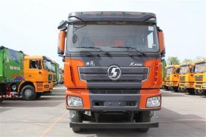 陕汽康明斯 德龙X3000 超强版 440马力 8X4 8.8米 国五自卸车(SX33105C506B)