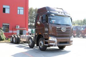 一汽解放 新J6P重卡 寒区版 460马力 8X4 9.5米 国五栏板载货车(CA1310P66K24L7T4E5)