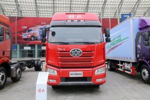一汽解放 新J6P重卡 350马力 8X4 9.5米 国五仓栅式载货车(CA5310CCYP66K2L7T4E5)