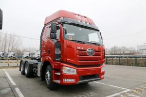 一汽解放 新J6P重卡 460马力 6X4 国五牵引车(457后桥)(CA4250P66K24T1A1E5)