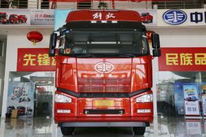 一汽解放 J6P重卡 舒适版 460马力 6X4 国五牵引车(CA4250P66K24T1AE5)