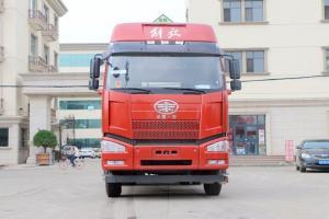一汽解放 J6P重卡 质惠版 420马力 6X4 国五危险品牵引车(457后桥)(CA4250P66K24T1E5Z)