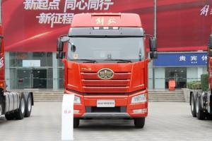 一汽解放 新J6P重卡 430马力 6X4 国五LNG牵引车(CA4250P66K29T1E5M)