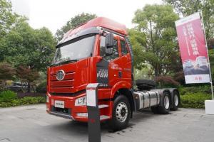 一汽解放 新J6P重卡 质惠版 420马力 6X4 国五危险品牵引车(CA4250P66K24T1E5Z)