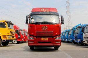 一汽解放 J6P重卡 420马力 6X4 国五牵引车(CA4250P66K24T1AE5)