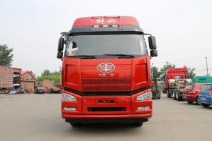 一汽解放 J6P重卡 375马力 6X4 国五危险品牵引车(CA4250P66K2T1E5Z)
