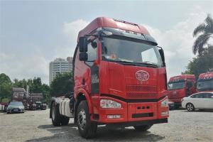 一汽解放 J6M重卡 350马力 4X2 国五牵引车(12挡)(CA4180P63K2AE5)