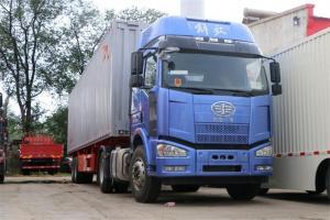 一汽解放 J6M重卡 280马力 4X2 国五牵引车(10挡)(CA4180P63K1A1E5)