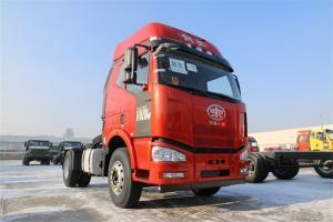 一汽解放 J6M重卡 320马力 4X2 国五牵引车(CA4180P63K1A1E5)