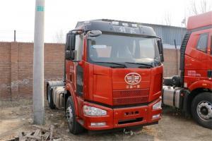 一汽解放 J6M重卡 280马力 4X2 国五牵引车(CA4180P63K1A1E5)