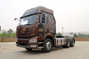 一汽解放 新J6P重卡 领航标载版 新北方款 460马力 6X4 京五牵引车(CA4250P66K24T1A1E5)