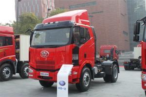 一汽解放 J6M重卡 350马力 4X2 国五牵引车(直接挡)(CA4180P63K2AE5)