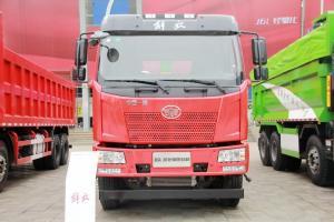 一汽解放 J6L重卡 280马力 8X4 6.2米 国五自卸车(大柴)(CA3310P63K1LT4E5)