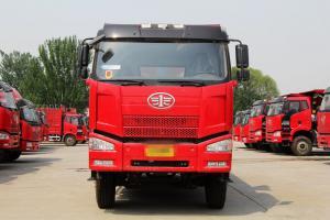 一汽解放 J6P重卡 350马力 8X4 7.2米 国五自卸车(10挡)(CA3310P66K2L3T4AE5)