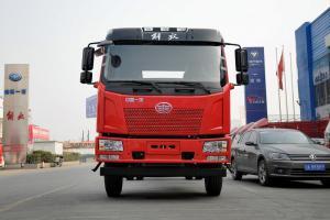 一汽解放 J6L中卡 240马力 4X2 5.4米 国五自卸车(CA3180P62K1L2E5)