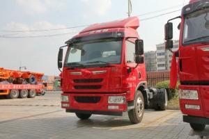一汽解放青汽龙V中卡 180马力 4X2 国五牵引车(CA5100XLHPK2E5A80)