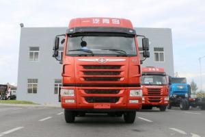 一汽解放青汽 天V重卡 460马力 6X4 国五牵引车(CA4256P2K15T1E5A80)