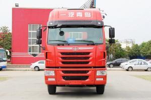 一汽解放青汽 天V重卡 400马力 6X4 国五LNG牵引车(CA4258P2K15T1NE5A80)