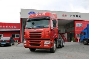 一汽解放青汽 天V重卡 375马力 6X4 国五危险品牵引车(CA4255P2K2T1E5A80)
