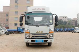 江淮 帅铃i5 4.5T 4.125米单排 86.02kWh 纯电动厢式轻卡载货车(HFC5041XXYEV7)