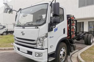 上汽跃进 EC500-52 18T级 单排 314.1kWh 纯电动专用底盘载货车(SH1187ZPEVWZ1)