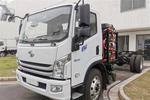 上汽跃进 EC500-33 10T级 单排 162.28kWh 纯电动专用底盘载货车(SH1107ZHEVWZ)