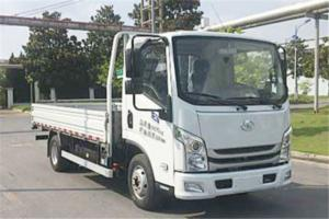 上汽跃进 EC100-33 4.5T级 单排 81.14kWh 纯电动栏板式载货车(SH1047ZFEVNZ4)