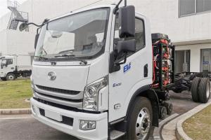 上汽跃进 EC500-42 12T级 单排 218.54kWh 纯电动专用底盘载货车(SH1127ZKEVCWZ)