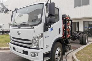 上汽跃进 EC500-38 10T级 单排 162.28kWh 纯电动专用底盘载货车(SH1107ZHEVWZ)
