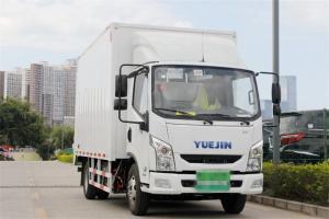 上汽跃进 EC100-33 4.5T级 单排厢式 77.76kWh 纯电动邮政车载货车(SH5047XYZZFEVNZ3)
