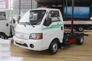 江淮 帅铃i3 3.1T 3.5米单排 58.75kWh 纯电动栏板轻卡载货车(HFC1031EV2)