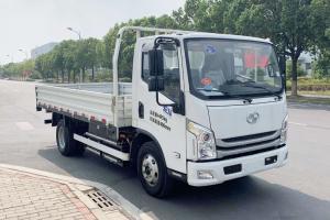 上汽跃进 EC300-33 4.5T级 单排 106.95kWh 纯电动栏板式载货车(SH1047ZFEVMZ1)