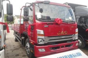 江淮 帅铃Q8 154马力 4X2 5.25米 国五排半栏板载货车(HFC1141P91K1C6V)